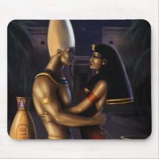 Osiris and Isis Mouse Pad