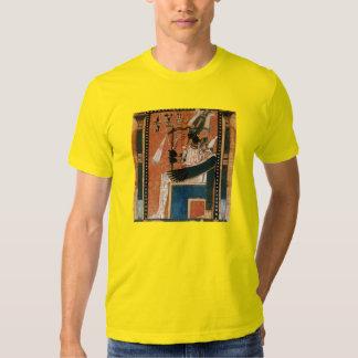 Osiris Egyptian Black God Papyrus Reproduction T-shirt