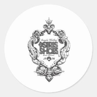 Osiris Empire Classic Round Sticker