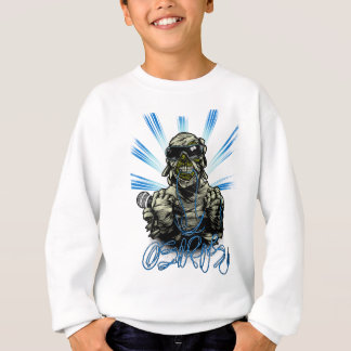 Osiris Mummy Sweatshirt