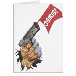 Osiris Pistola Card