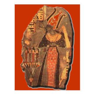 Osiris Postcard