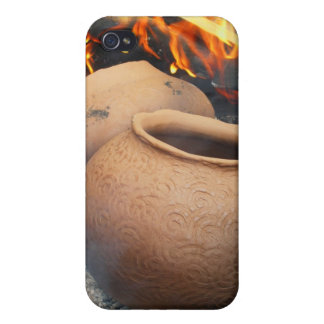 Osiyo! Cherokee Pottery 4G case Covers For iPhone 4
