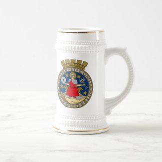 Oslo Coat of Arms Mug