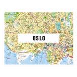 ♥ Oslo de las POSTALES del MAPA