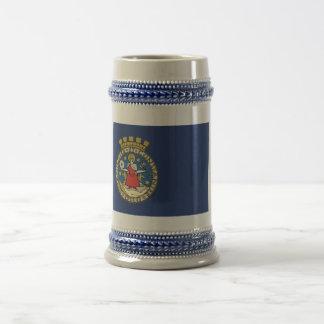 Oslo flag coffee mugs