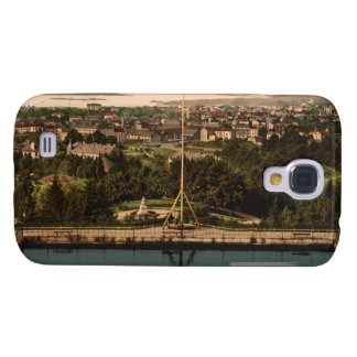 Oslo from St Hanshaugen Park, Norway Galaxy S4 Case