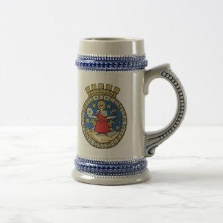 Oslo komm Norway Mugs