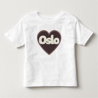 Oslo love toddler t-shirt