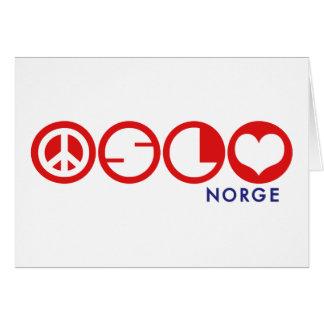 Oslo Norge Card