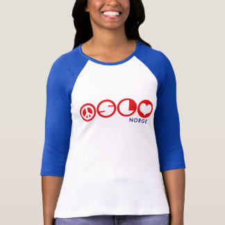 Oslo Norge T-Shirt