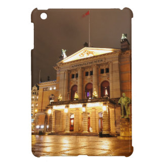 Oslo, Norway at night Case For The iPad Mini