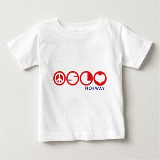Oslo Norway Baby T-Shirt