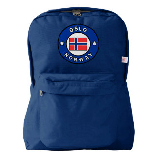 Oslo Norway Backpack