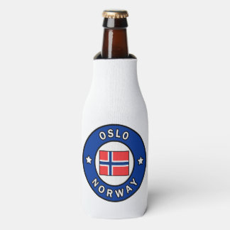 Oslo Norway Bottle Cooler