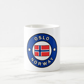Oslo Norway Coffee Mug