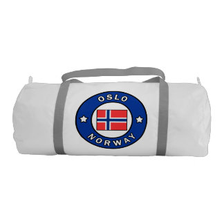 Oslo Norway Duffle Bag