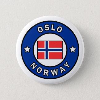 Oslo Norway Pinback Button