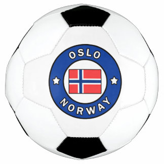 Oslo Norway Soccer Ball