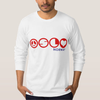 Oslo Norway Tee Shirt