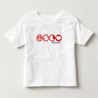 Oslo Norway Toddler T-shirt