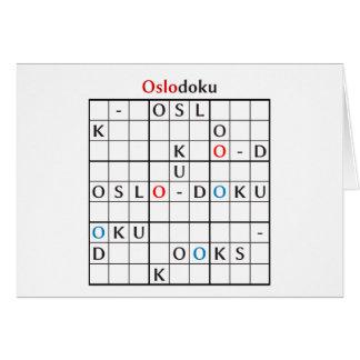oslodoku card