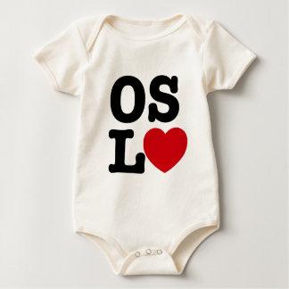 Oslove Baby Bodysuit