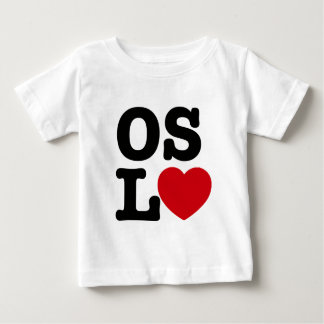 Oslove Baby T-Shirt
