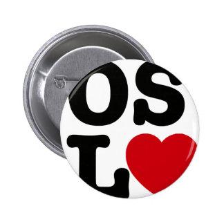 Oslove 2 Inch Round Button