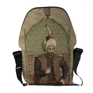 Osman I (1259-1326) founder of the Ottoman Empire Messenger Bag