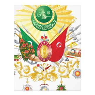 Osmanli-nisani Letterhead