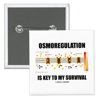 Osmoregulation es dominante a mi supervivencia pin