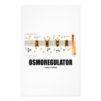 Osmoregulator (Sodium-Potassium Pump) Stationery