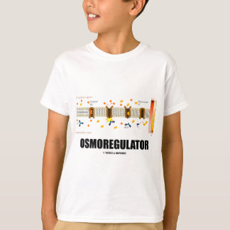 Osmoregulator (Sodium-Potassium Pump) T-Shirt