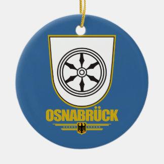 Osnabruck Ceramic Ornament