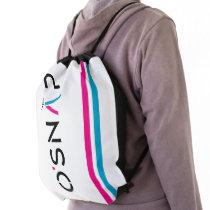 O'Snap Drawstring Bag