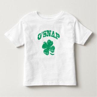 O'SNAP - Funny St Patrick's Toddler T-shirt