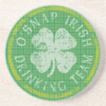 O'Snap Irish Drinking Team Coaster