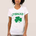 O'Snap Shamrock Shirt