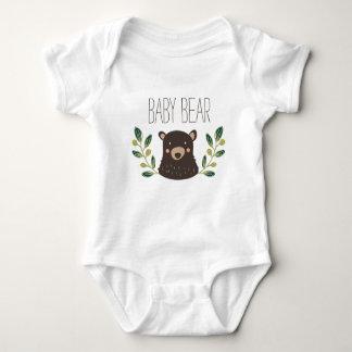 Oso Cub Body Para Bebé