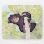 Oso Cub Mousepad de Sun Alfombrilla De Ratón