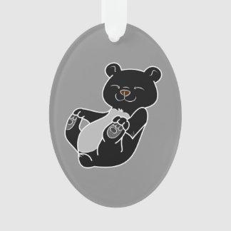 Oso Cub negro