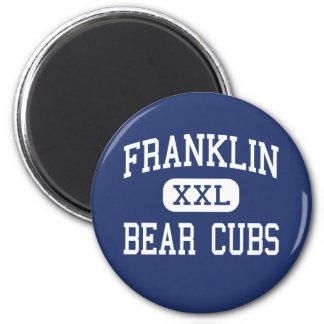 Oso Cubs Tampa media la Florida de Franklin Imán Redondo 5 Cm