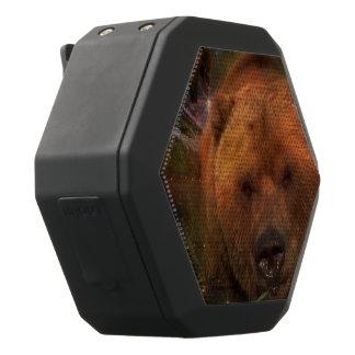 Oso de Alaska con Cubs Altavoces Bluetooth Negros Boombot REX