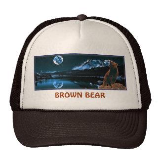 Oso de Brown Gorros