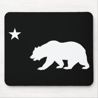 Oso de California Mousepads