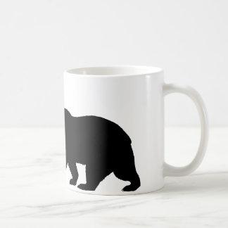 Oso de California Tazas De Café