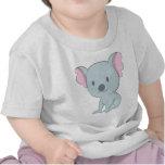 Oso de koala australiano del bebé camiseta