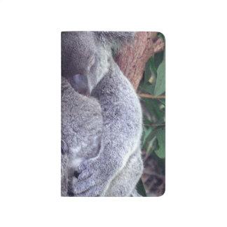 Oso de koala cuaderno