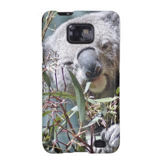Oso de koala samsung galaxy s2 fundas